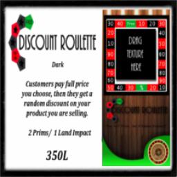 Discount Roulutte General Ad Dark 225