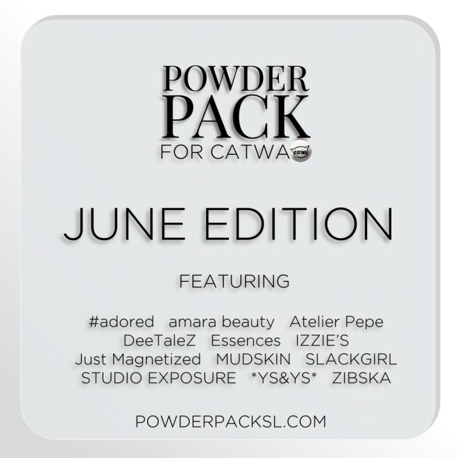 POWDERPACK CATWA JUNE MEDIA