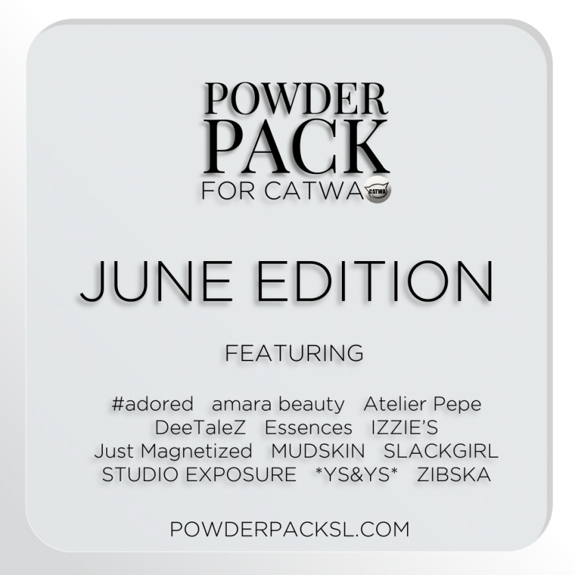POWDERPACK CATWA JUNE MEDIA