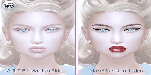 A R T E - Marilyn Skin AD