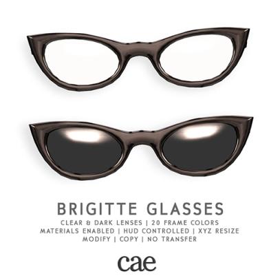 Cae __ Brigitte Glasses